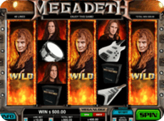 Megadeath slot