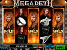 Megadeath slot
