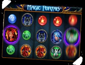 magic portals spinn