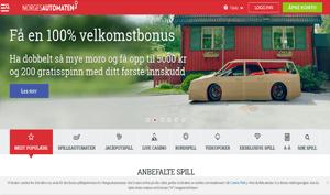 NorgesAutomaten Casino bonus