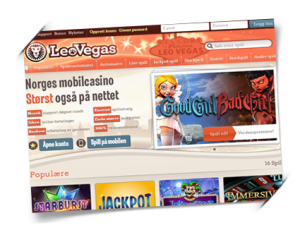 Mega Joker - Norsk klassiker från Casumo casino