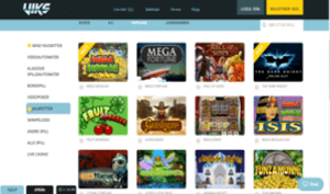 Viks Casino Spilleautomater