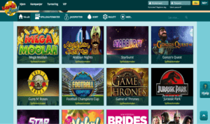 LuckLand Casino slots