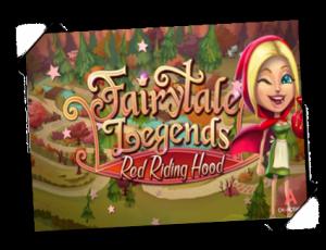 Spela Fairytale Legends: Red Riding Hood på Casumo