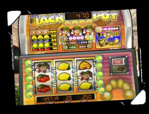 Spilleautomater til salgs