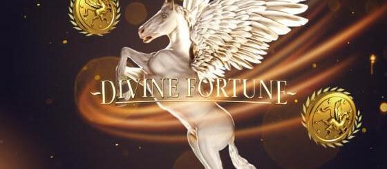 divine fortune norgesautomaten