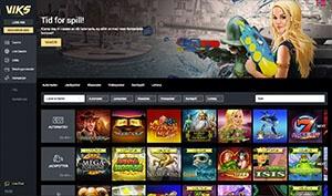 viks casino online spill og gratis spill
